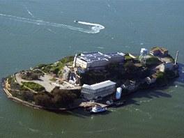 Ostrov Alcatraz – proslavený jako federální věznice (1934-1963). Naprosto