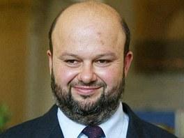 """Martin Pecina (bývalý ministr vnitra) """"Důvodů je jistě mnoho, já bych chtěl"""