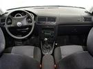 VW Golf čtvrté generace z roku 2003