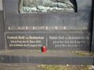 Muž bronzovou plastiku ukradl z hrobu zakladatele Dalovic, barona Friedricha