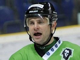 David Výborný, kapitán hokejové Mladé Boleslavi