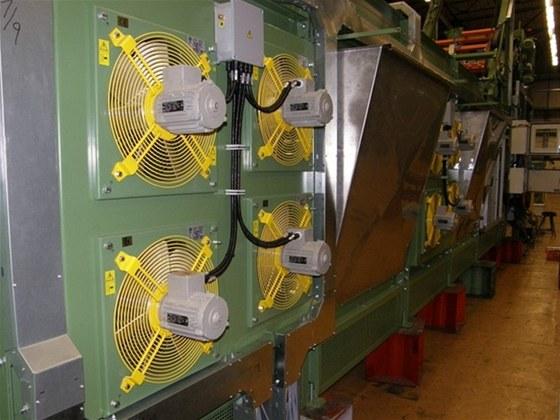 Tradiční axiální ventilátory z Dašic