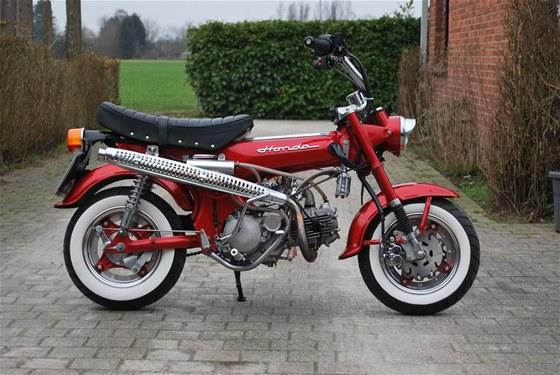 Původní Honda DAX