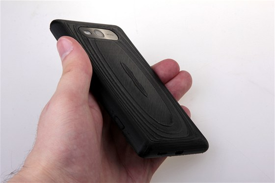 3D tisk krytu Nokia Lumia 820
