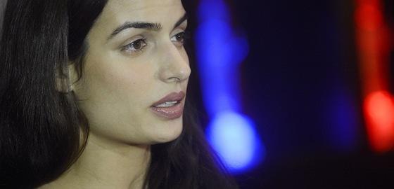 Tonia Sotiropoulou jako host Plesu v Ope�e 2013