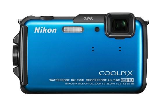 Digit�ln� fotoapar�t Nikon COOLPIX AW110