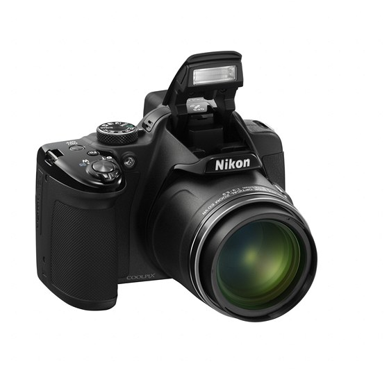 Digit�ln� fotoapar�t Nikon P520