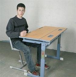 Školní nábytek je důležitou součástí našeho života