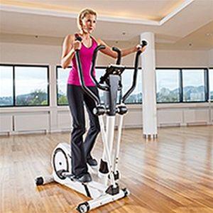 Dostala jsem fitness stroj a kone�n� d�l�m n�co pro sebe. Zkus to taky