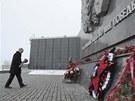 Vladimir Putin se zúčastnil slavnostního ceremoniálu k 70. výročí bitvy u