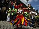 V Riu začaly karnevalové slavnosti.