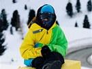 Tváří značky Horsefeathers je český snowboardista Darek Bergmann.