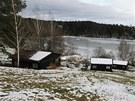 Bývalé rekreační středisko píseckého Jitexu ve Štědroníně u Orlíku by podle