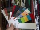 Barevná paleta, kterou pro Simonu vytvořila stylistka Lenka Forejtníková, se