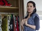 Stylistka Lenka Forejtníková je zvyklá přistupovat k šatníku svých klientů