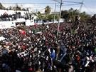 Smrt opozičního politika přivedla do ulic tisíce demonstrantů a vyvolala ostré