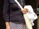 Hodná módní policistka: Na fotografii je moje maminka, které je 57 let. Její