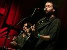 Květy na udílení cen hudební kritiky Apollo - klub SaSaZu, Praha (6. února 2013)