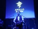 The Prostitutes na udílení cen hudební kritiky Apollo - klub SaSaZu, Praha (6. února 2013)