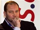 Jiří Šlégr na debatě Proč mluvím do politiky?, kterou uspořádal Aspen Institute