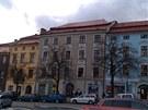 Maskovaný muž s pistolí v ruce si vyhlédl banku přímo v centru Jihlavy.