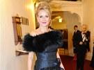 Ples v Opeře 2013 - Vendula Svobodová