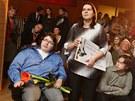 Charitativní akce pro vozíčkáře Jirku z Rychnova nad Kněžnou