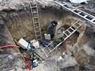 Nález na zahradě v Kunovicích je podle archeologů unikátní.