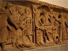 Prostory olomouckého Vlastivědného muzea zdobí zrestaurované unikátní
