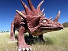 V n�dhern�m p��rodn�m parku najdete des�tky dinosau��ch druh�, v�echny v