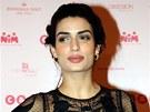Ples v Opeře 2013 - Bond girl z filmu Skyfall Tonia Sotiropoulou