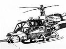 Stroj Modrý hrom z filmu Létající oko se ani po třiceti letech nestal realitou.