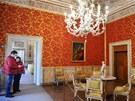 Trůnní sál v královském paláci