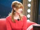 Táňa Pauhofová v Show Jana Krause