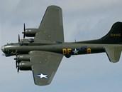 Na letošní Aviatickou pouť do Pardubic přiletí čtyřmotorový bombardovací letoun