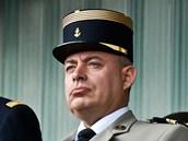 bývalý člen francouzské námořní pěchoty Bruno Bucherie