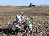 Robot Prospero firmy Dorhout R&D.