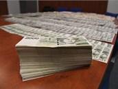 Při domovních prohlídkách zajistili policisté v hotovosti šest milionů korun.