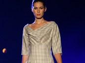 Pouzdrové šaty s delšími rukávy jsou pro první dámu podle návrhářky Beaty