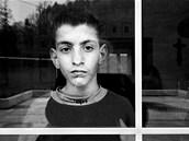 """""""Zaujala m� psychologie v�razu chlapce,"""" ��k� o t�to fotografii Jind�ich"""