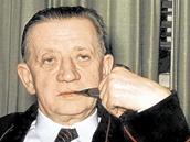 Noviná� Ferdinand Peroutka
