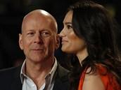 Bruce Willis a jeho manželka