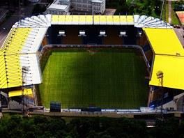 Fotbalový stadion FK Teplice Na Stínadlech