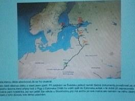 Trasu, dlouhou dva tisíce kilometrů, už si Milan Grosmann naplánoval.