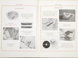 Katalog Per Ardua Libertas ukrývá přehled desítek důmyslných zařízení, která
