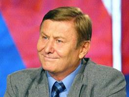 Bývalý předseda komunistů Miroslav Grebeníček (18. května 2006)