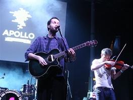 Kv�ty na ud�len� cen hudebn� kritiky Apollo - klub SaSaZu, Praha (6. �nora 2013)