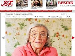 Margot Woelková je jednou ze skupinky žen, které musely každý den zjišťovat,