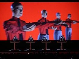 "V lednu 2013 Kraftwerk koncertovali v ""rodném"" německém Düsseldorfu"