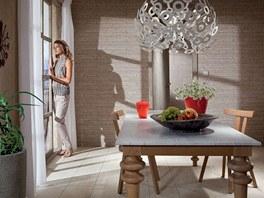 V kuchyni či obývacím pokoji obráceném na západ nebo severozápad působí